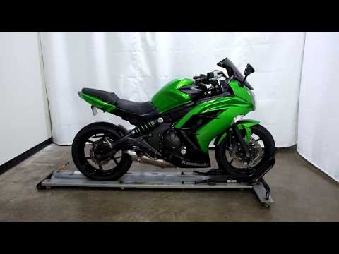 2015 Kawasaki Ninja® 650 in Eden Prairie, Minnesota - Video 1