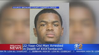 Man Arrested In Fla. Murder Of XXXTentacion