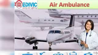 Air Ambulance Service in Guwahati | Air Ambulance Service in Ranchi