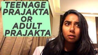Teenage Prajakta or Adult Prajakta | #SawaalSaturday | MostlySane