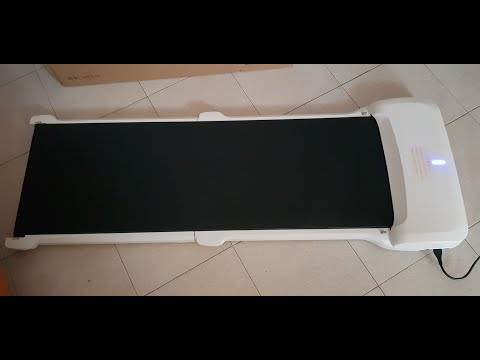 Banggood Xiaomi WalkingPad C1 - Unboxing (sort of)
