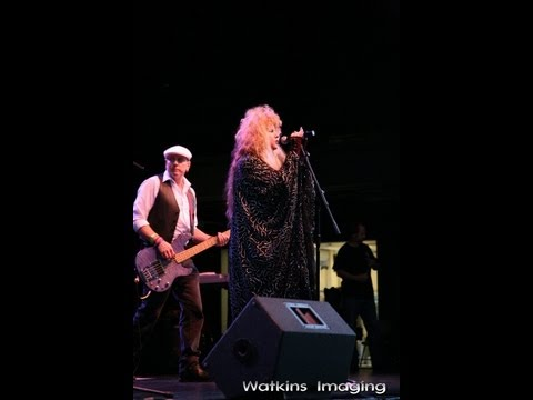 """Stevie Nicks """"Sable On Blond"""" Live performance by White Winged Dove"""