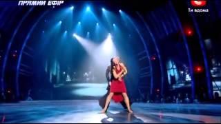SYTYCD 2012 Ukraine - Jazz choreography / The XX - Infinity