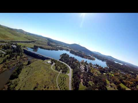 mini-talon-fpv-at-lake-burley-griffin-formation-flying