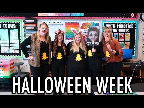 HALLOWEEN in the Classroom! | Pocketful of Primary