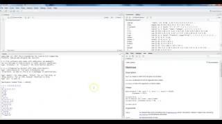 R Programming Tutorial   Fetching Data from Vector & Matrix   R Vector   R Matrix