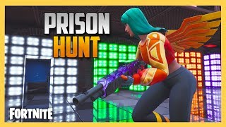 Prison Hunt in Fortnite Creative! Snitch or Get Stitches. | Swiftor