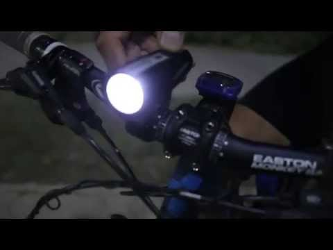 ТЕСТ Sigma Roadster Led front light