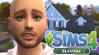 ROLLER DISCO - The Sims 4: Seasons | Episode 14