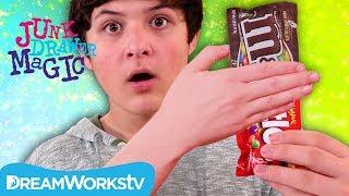 Candy Transformation Trick   JUNK DRAWER MAGIC