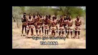 Makgona Ngwao Cultural Group - Tsa bana