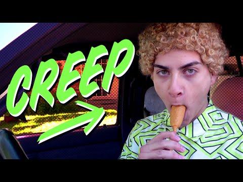 CREEPIEST DRIVER EVER (BTS)
