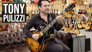 Tony P visits Norman's Rare Guitars!!!