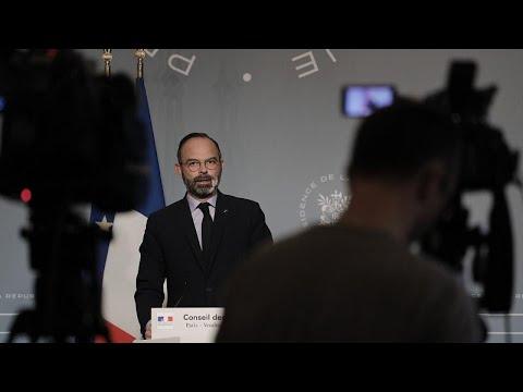 Σε νέα καραντίνα οι Γάλλοι μέχρι τις 15 Απριλίου