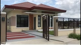 Beautiful  Bungalow 3 Bedrooms & 2Baths | Semi-Furnished | Ilumina Estates, Buhangin Davao City