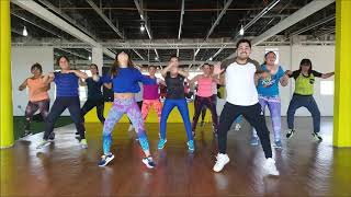 Pica  ZUMBA  Deorro, Henry Fong & Elvis Crespo By MD TWINS