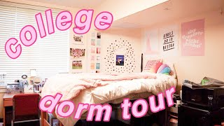 COLLEGE FRESHMAN DORM TOUR | Florida State University