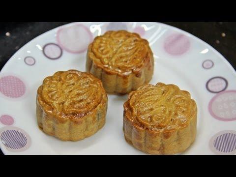 Traditional Mooncakes (月饼) – Mid-Autumn Festival (中秋节) – Recipe by ZaTaYaYummy