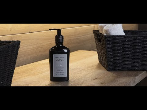 NO. 801 DAILY SKIN CLEANSER