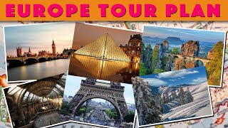 Europe Tour From India