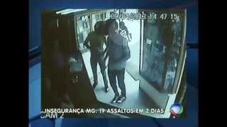preview picture of video 'Em Montes Claros, 19 assaltos em dois dias assustam população'