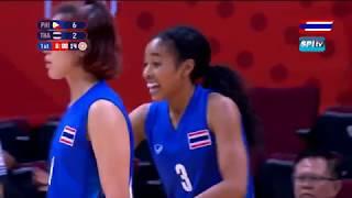 ถ่ายทอดสด บาสเกตบอลหญิง ซีเกมส์ 2019  ไทย VS ฟิลิปปินส์