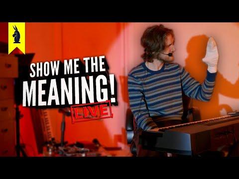 Bo Burnham: Inside (2021) - Show Me the Meaning! LIVE!