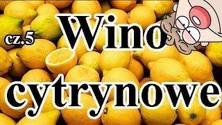 Wino Cytrynowe cz.5 - podsumowanie eksperymentu winnego :)