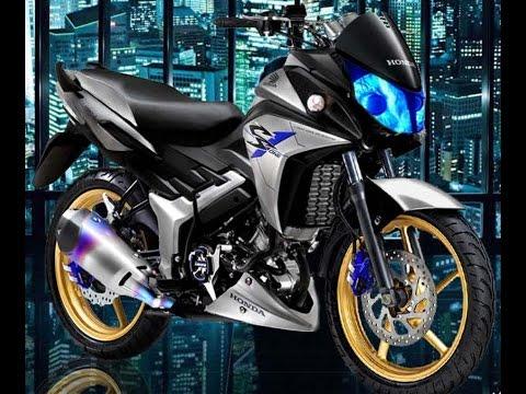 Video Motor Trend Modifikasi | Video Modifikasi Motor Honda CS1 Terbaru