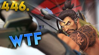 0,016% Of Getting This Bug!!   Overwatch Daily Moments Ep.446 (Funny and Random Moments)