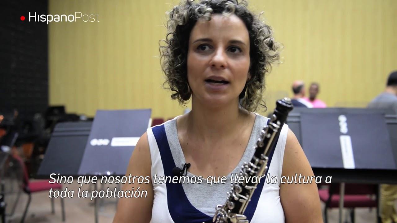 La Orquesta Sinfónica Brasileña vuelve a escena