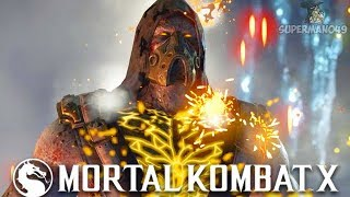 "80% DAMAGE INTO BRUTALITY IN 15 SECONDS WITH METALLIC TREMOR! - Mortal Kombat X: ""Tremor"" Gameplay"