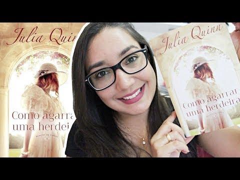 COMO AGARRAR UMA HERDEIRA por Julia Quinn | Amiga da Leitora