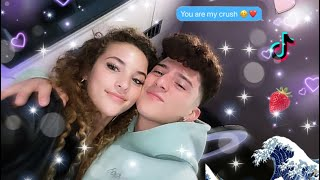 Compilation of Tony Lopez and Sofie Dossi tiktoks and interactions | part 1 | *tea+cute moments