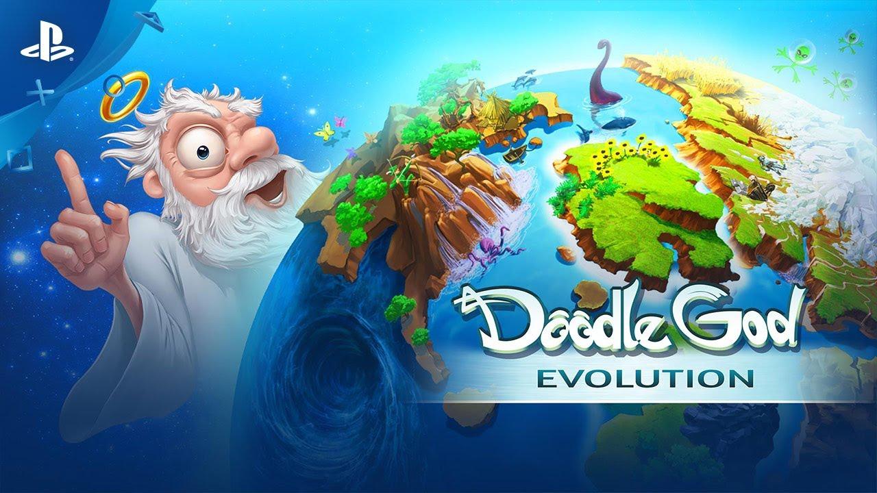 Trailer di Doodle God: Evolution