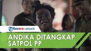 Babang Tamvan Ditangkap Satpol PP saat Nge-prank Jadi Gelandangan, Andika Ceritakan Kronologinya
