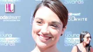 Crystal Reed Of Teen Wolf Talks Allisons Future With Scott And Isaac