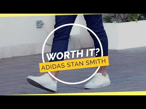 Worth It? Adidas Stan Smith