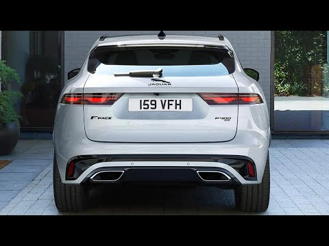 2021 Jaguar F-Pace – New styling, electrified, tech / looks better than ever