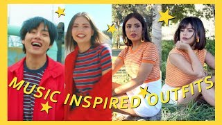 Music Video Inspired Outfits! *BTS, Selena Gomez & More*