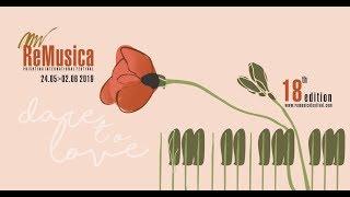 Promo | ReMusica Festival | 18thEdition