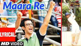 LYRICAL: Maara Re | Ferrari Ki Sawaari | Sharman Joshi,Boman Irani | Pritam - Download this Video in MP3, M4A, WEBM, MP4, 3GP