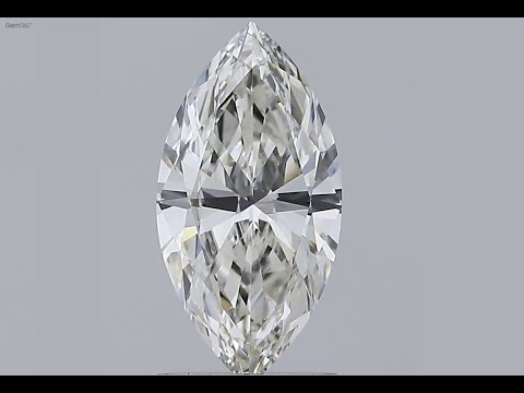 Marquise Cut 1.10ct IGI Certified Diamond CVD H VS1 Type2A