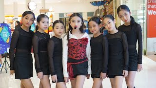 "JENNIE   ""SOLO"" Sing And Dance Cover By Celine Gabrielle And Friends"