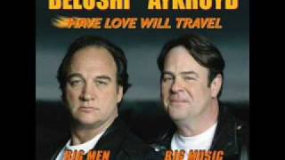 Jim Belushi Dan Aykroyd All She Wants to do it Rock