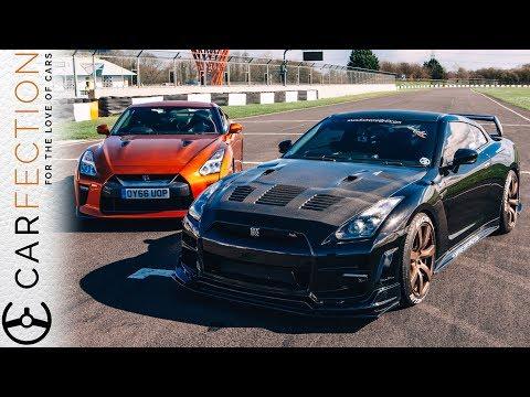 Nissan GT-R: Keep Stock Or Modify? - Carfection