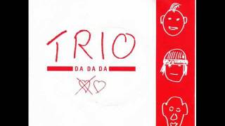 TRIO - Sunday You Need Love Monday Be Alone