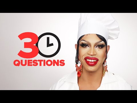 """30 Questions In 3 Minutes With """"Drag Race"""" Winner Yvie Oddly"""