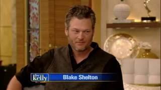 Blake Shelton Talks About Gwen Stefani