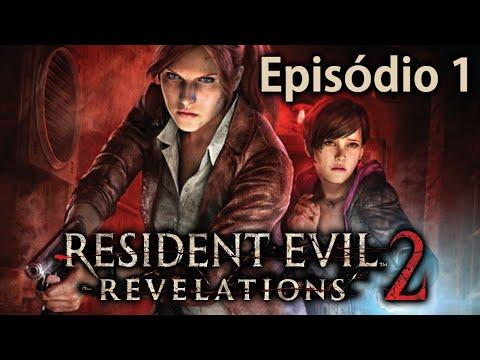 Resident Evil : Revelations 2 Playstation 4